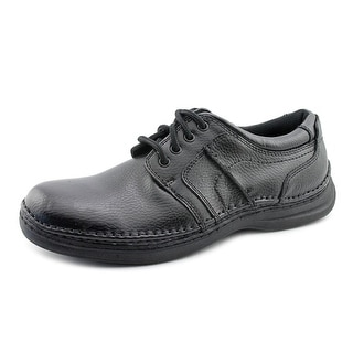 Nunn Bush Vince Men  Round Toe Leather  Work Shoe