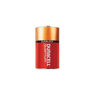 Duracell 1.5V Quantum C Alkaline Batteries QU1400 Quantum Alkaline Batteries