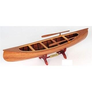 Old Modern Handicrafts B016 Peterborough canoe