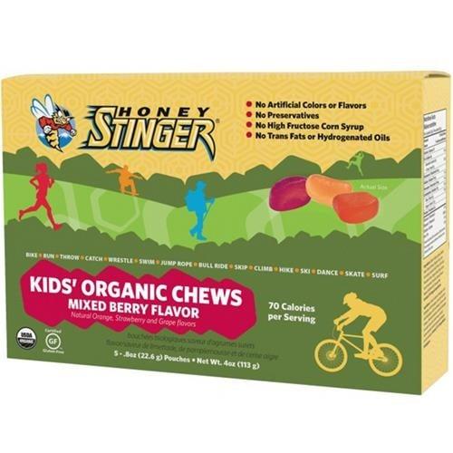 Honey Stinger - Organic Honey Stinger Waffle ( 16 - 1 OZ)