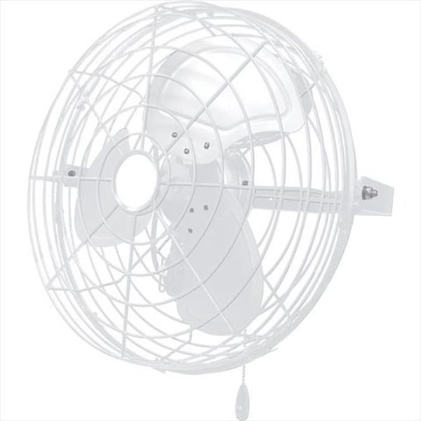 18 in ValuTek Corrosion-Resistant Fan - Wall Mount