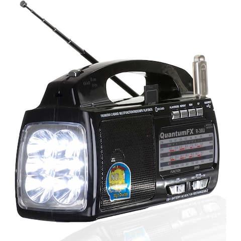 Qfx r30u radio