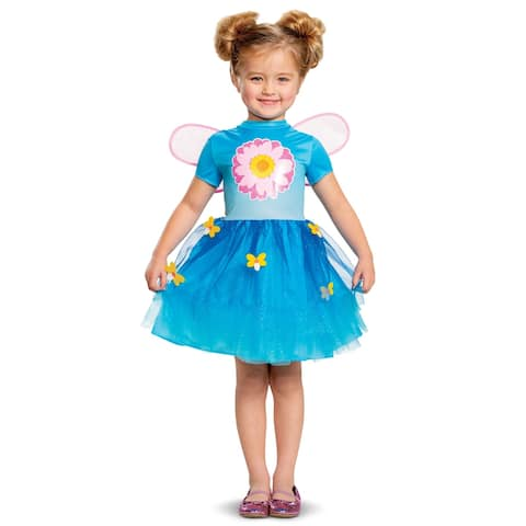 Disguise Abby New Look Classic Toddler Costume - Multi