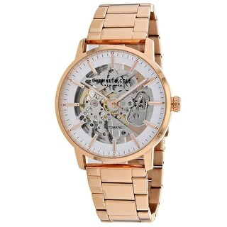 Kenneth Cole Men's Classic KC50112006 Silver Dial Watch