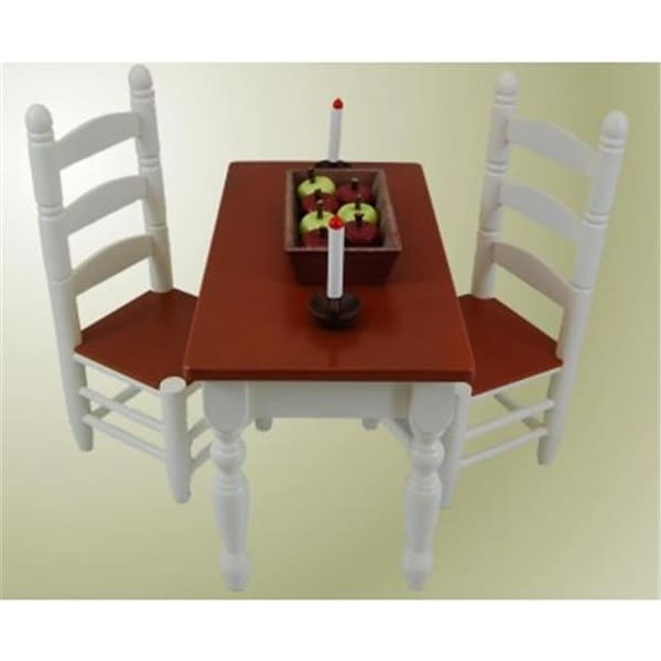 Shop Farmhouse Collection Farm Table Chairs For American Girl Doll