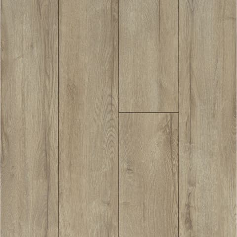 """Shaw SL424 Odyssey 8"""" Wide 12mm Thick Laminate Flooring - Sold by"""