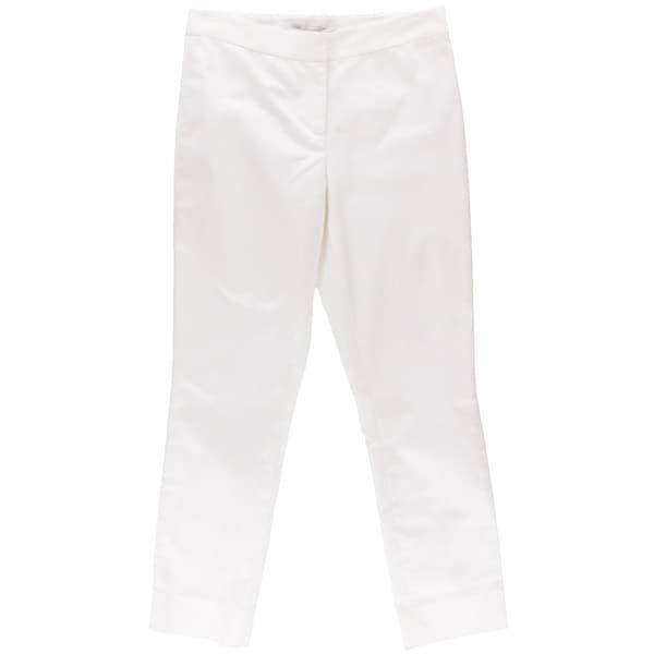 Diane Von Furstenberg Womens Dress Pants Skinny Stretch
