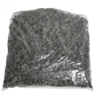 Kozy World 20-8111 Lava Rock for Vented & Vent Free Gas Log Sets, 5 Lbs