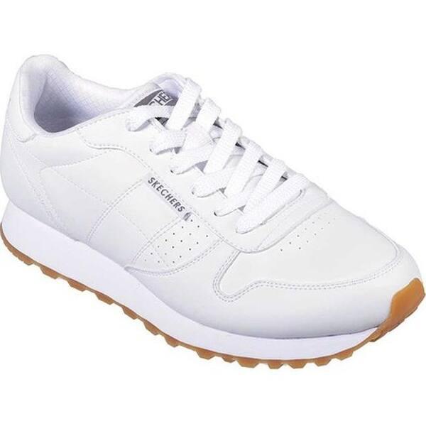 7eac2ba45017 Shop Skechers Men s OG 85 Old School Cool Sneaker White - On Sale ...