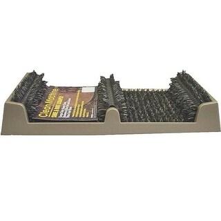 GrassWorx 10371867 Clean Machine Shoe & Boot Scraper