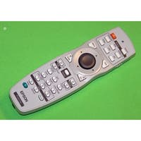 Epson Projector Remote Control Shipped With: PowerLite Pro Z8450WUNL Z8455WUNL