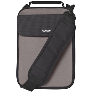"""Cocoon CNS343GY Cocoon CNS343GY Carrying Case (Sleeve) for 10.2"""" Netbook - Gunmetal Grey - Neoprene, Ballistic Nylon"""
