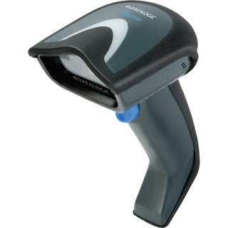 Datalogic GD4330-BKK1 Datalogic Gryphon GD4330 Handheld Bar Code Reader - Cable Connectivity - 100 scan/s1D - Laser - Black