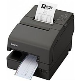Epson C31CB25024 TM H6000IV Black/White Receipt Printer - Direct (Refurbished)