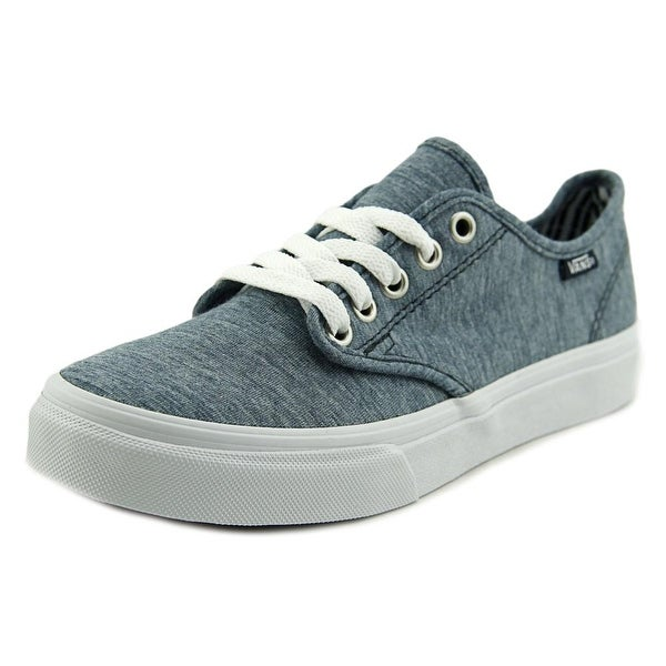 Vans CAMDEN STR Women Round Toe Synthetic Blue Sneakers