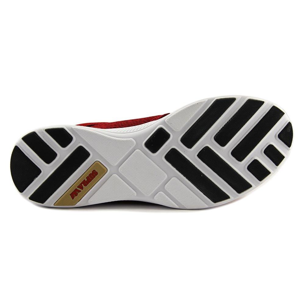 75c7f2b0e2be Shop Supra Hammer Run Men Red Tan-White Running Shoes - Free Shipping On  Orders Over  45 - Overstock.com - 16923980