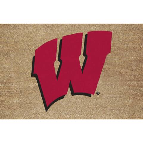 Wisconsin Color Exterior Doormat