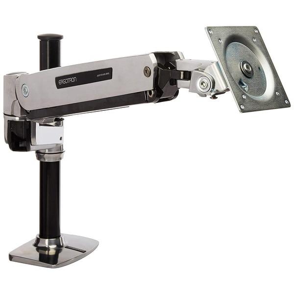 Ergotron LX HD Sit Stand Desk Mount LCD Arm   Mounting Kit