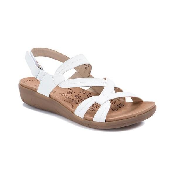 Baretraps Jadra Women's Sandals & Flip Flops White