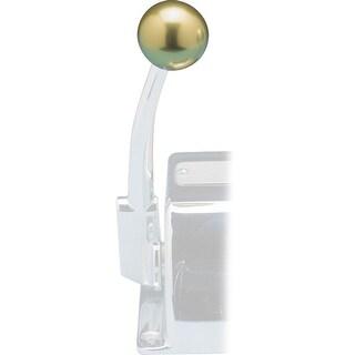 Rupp Marine Rupp Control Knob Gold For Morse Controls (3/8-24 Thread) - 03-1226-23G