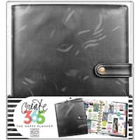 Create 365 Big Deluxe Cover Planner-Black