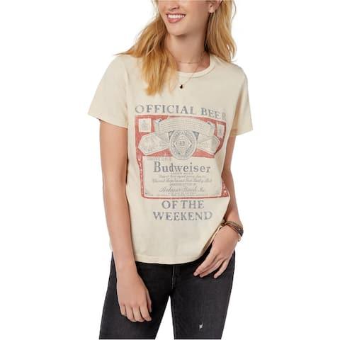 True Vintage Womens Budweiser Graphic T-Shirt