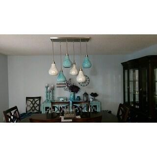 Kichler Lighting Crystal Ball Collection 1-light Brushed Nickel Mini Pendant