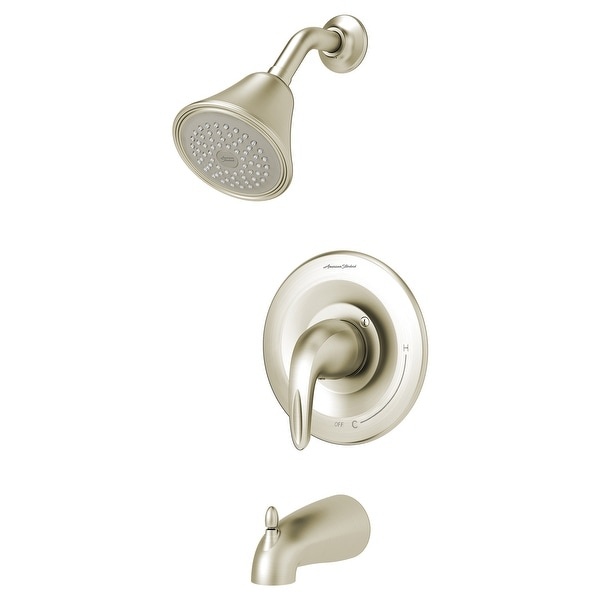 American Standard TU385.508 Reliant 3 Tub and Shower Trim Package with 1.75 GPM Single Function Shower Head