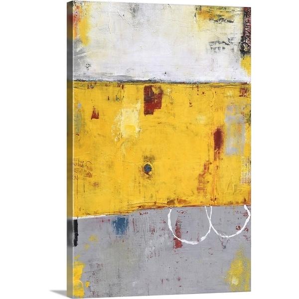 """Call Box"" Canvas Wall Art"