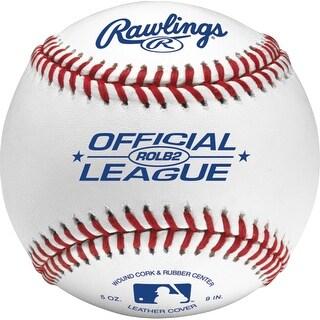 Rawlings Official League Practice Baseball (Dozen)