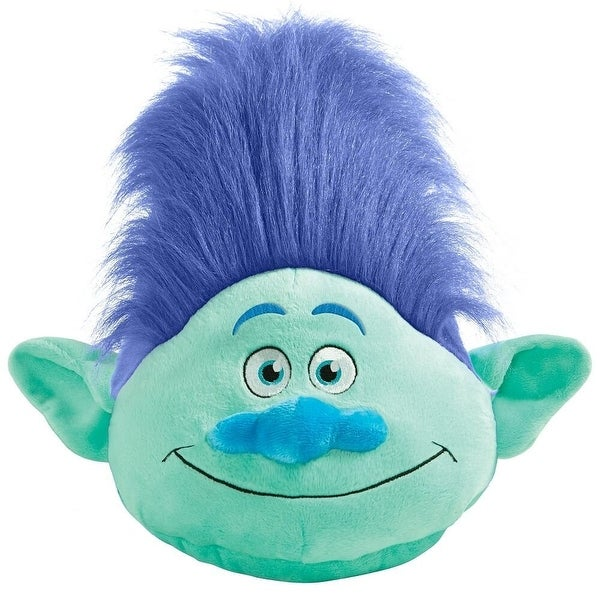"DreamWorks Trolls 16"" Pillow Pets: Branch - multi"
