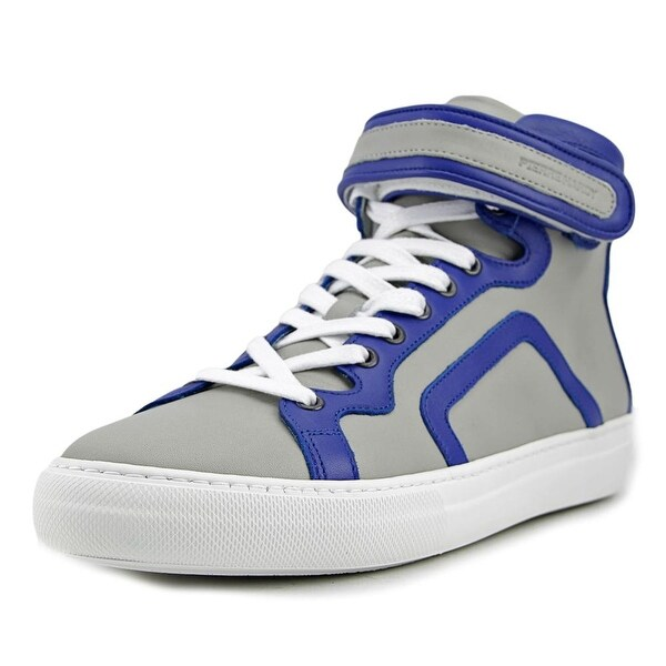 Pierre Hardy Trim Men Grey/Blue Sneakers Shoes