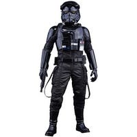 Star Wars Force Awakens 1:6 Scale Hot Toys Figure First Order TIE Fighter Pilot - multi