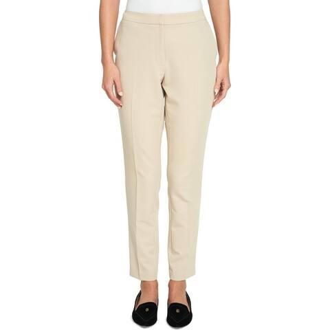 Tommy Hilfiger Womens Princeton Tuxedo Pant Skinny Ankle