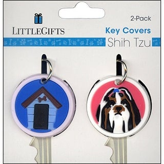 Shih Tzu Key Cover, Shih Tzus by LittleGifts, Inc.