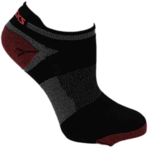 Asics Womens Quick Lyte Single Tab 3-Pack Running Athletic Socks Socks