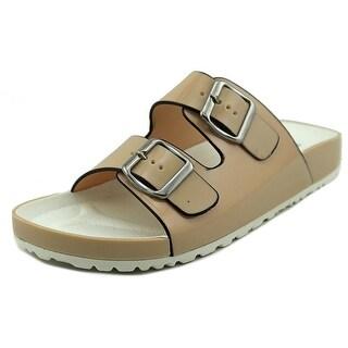 Report Jamm Open Toe Synthetic Slides Sandal