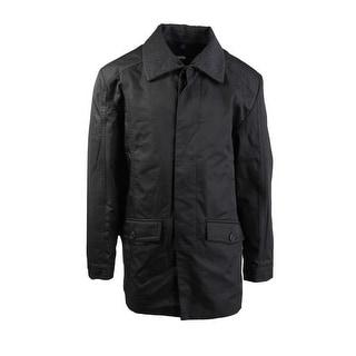 Samsonite Mens Long Sleeves Lined Coat