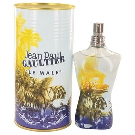 Jean Paul Gaultier Summer Fragrance by Jean Paul Gaultier Cologne Spray Tonique (2015) 4.2 oz - Men