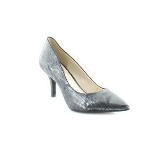 Alfani Jueles Women's Heels Pewter