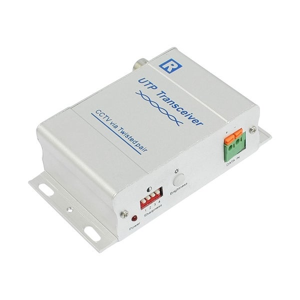 CCTV Camera BNC Video Single Channel Active CCTV UTP Video Transceiver