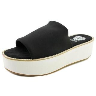 Vince Camuto Blake Women Open Toe Synthetic Wedge Sandal