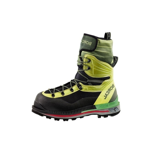 Boreal Climbing Boots Adult Lightweight G1 Lite Black Yellow