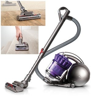 Refurbished Dyson DC39 Animal Bagless Ball Canister Vacuum Cleaner with Tangle-Free Turbine - Purple