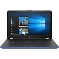 """HP 17-bs011ds Intel N3710 Quad-Core, 8GB, 2TB HDD, 17.3"""" HD+ WLED Win 10 Laptop"""