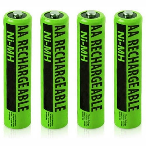 Battery for Cobra AA (4-Pack) Replacement Battery
