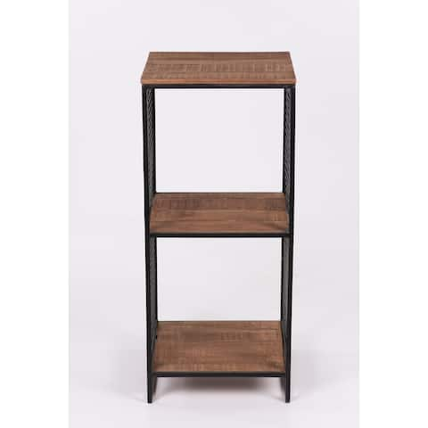 Eureka Wire Mesh Side Table / Bookcase