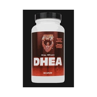 Healthy N Fit DHEA - 50 mg - 100 capsules
