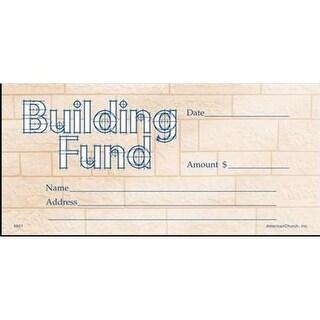 Americanchurch 980137 Offering Env Building Fund