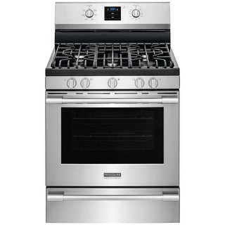 Frigidaire FPGF3077Q 30 Inch Wide 5.6 Cu. Ft. Freestanding Gas Range with PowerPlus Convection from the Professional Collection